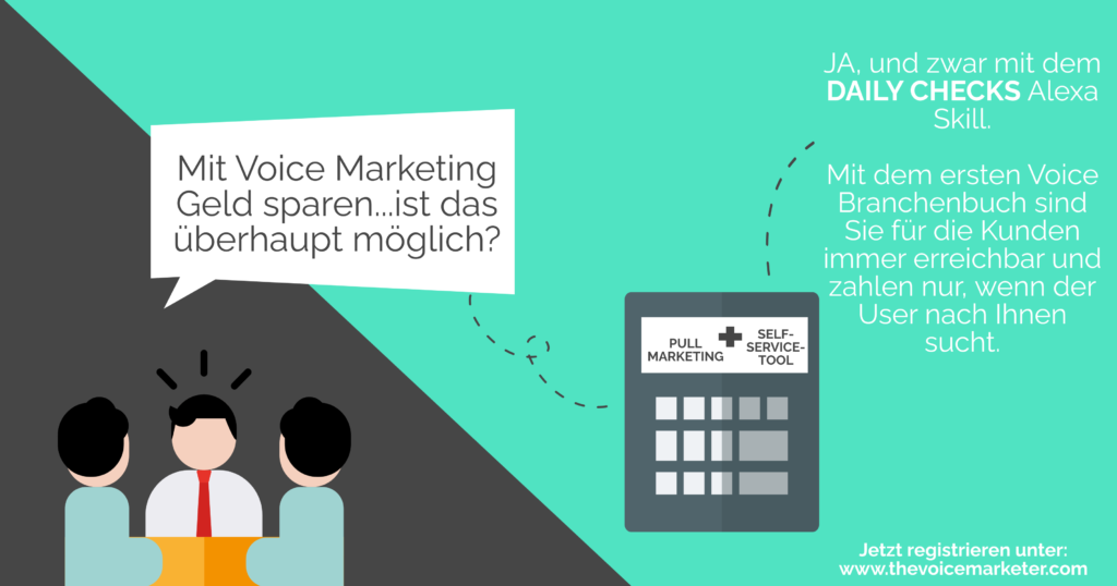 Daily-Checks Voice Marketing